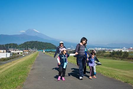 静岡県東部でのびのび子育て